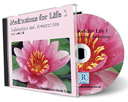 Mindfulness Meditation Techniques CD | Guided Meditation CD