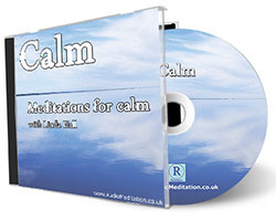 Mindfulness Meditation for Calm CD | How to Relieve Stress CD