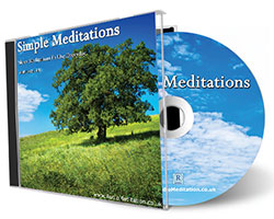 Simple Meditation Techniques  CD | Daily Meditations CD and MP3