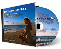 The Power of Breathing | Breathing Meditations CD